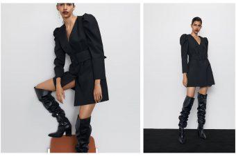 Najlepši modeli malih crnih haljina poznatih brendova ulične mode