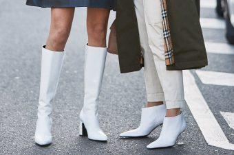 Bele čizme – najpopularniji trend i obuća za svaku priliku