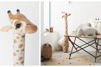 H&M Home žirafa – najlepša plišana igračka sa Instagrama