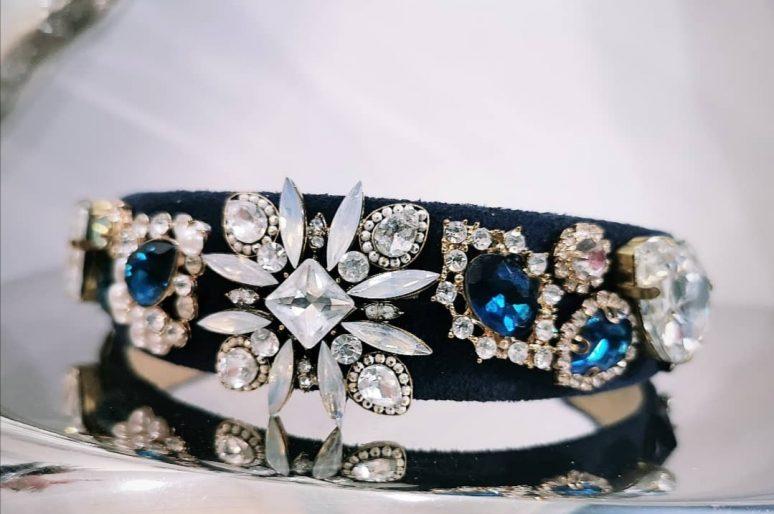 Unikatni rajfovi i krune sa kristalima koje dizajnira Vesna Milošević