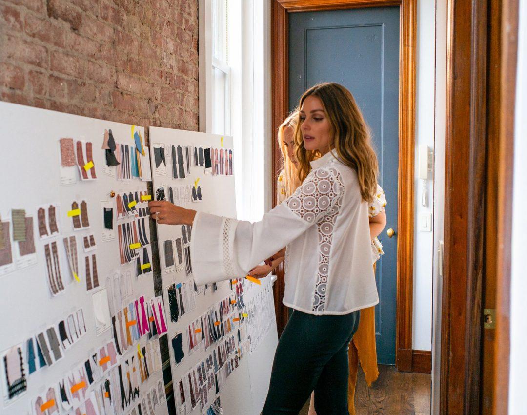 Olivia Palermo predstavila je svoju prvu kolekciju