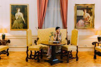 """Muzejska predstava """"Dve žene i jedan rat"""" u Domu Jevrema Grujića"""