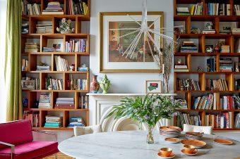 Najlepše ideje za uređenje kućne biblioteke