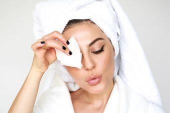 Napravite sami sredstvo za skidanje šminke