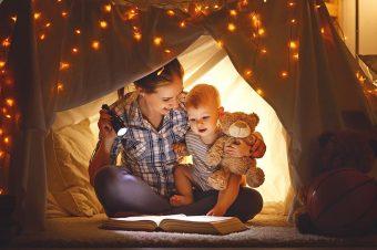 Obogatite detinjstvo svoje dece čitajući im svakoga dana