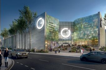 U Beogradu se otvara novi šoping centar