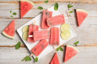 Ukusan veganski sladoled od lubenice očaraće vaša nepca