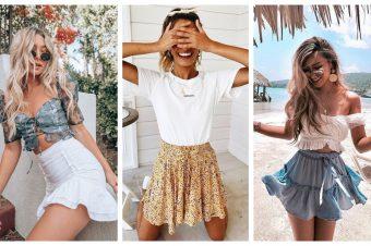 Mini suknja – komad bez kog ne možemo zamisliti leto