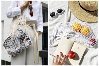 Ceger za pijacu kao letnji modni detalj