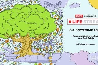 Exit festival lansira humanitarni projekat Life Stream