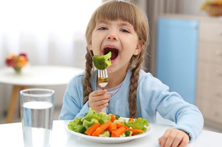 Kako motivisati decu da se zdravo hrane