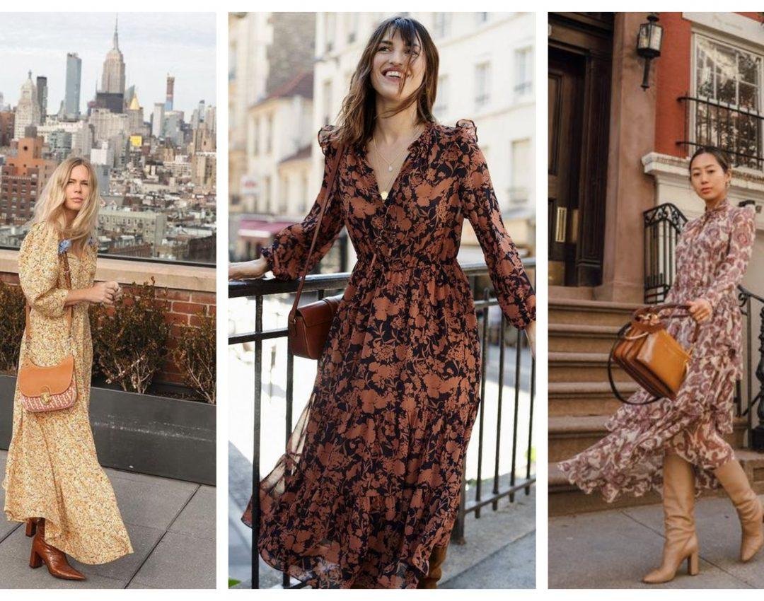 Najlepše jesenje haljine sa Instagrama