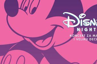 """""""Disney night"""" – muzički spektakl za decu u bašti hotela Crowne Plaza"""
