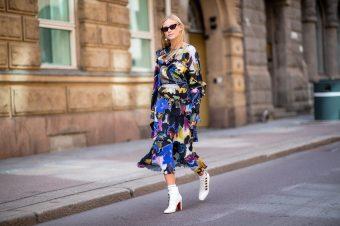 Haljina i čizme – najženstvenija jesenja kombinacija