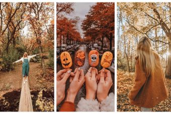 Kreativne jesenje fotografije koje ćete poželeti da napravite