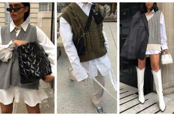 Pleteni prsluk – ultimativni trend sezone