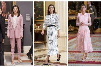 Nepogrešivi stil španske kraljice Leticije