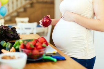 Kako da izbegnete nagomilavanje suvišnih kilograma u trudnoći