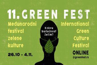 """Uskoro će biti održan Green Fest pod sloganom """"Kakvu budućnost želim?"""""""