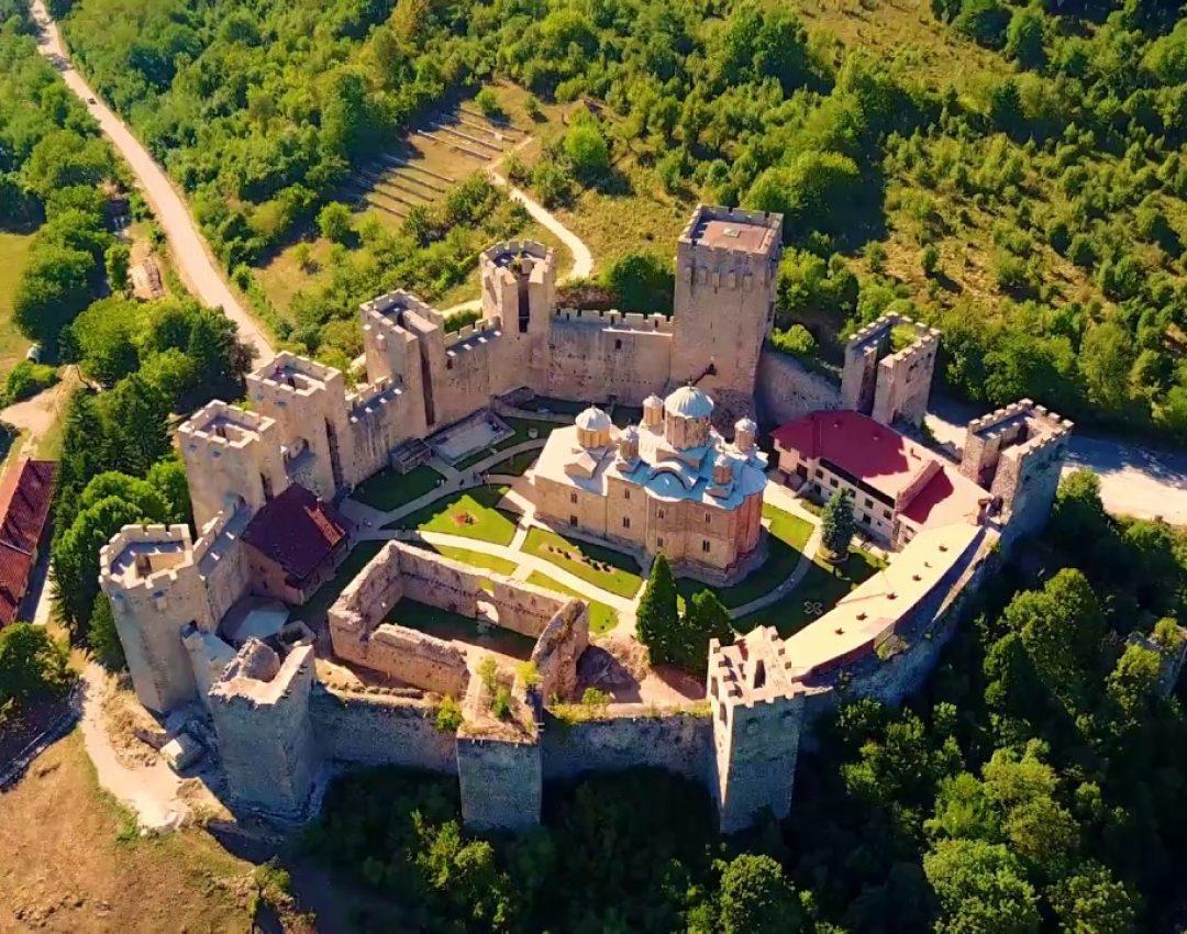 Najlepši manastiri Srbije