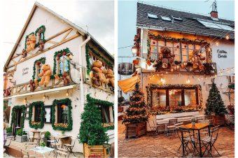 Kako je kafić u Zemunu zbog Instagrama morao da odustane od svoje novogodišnje dekoracije