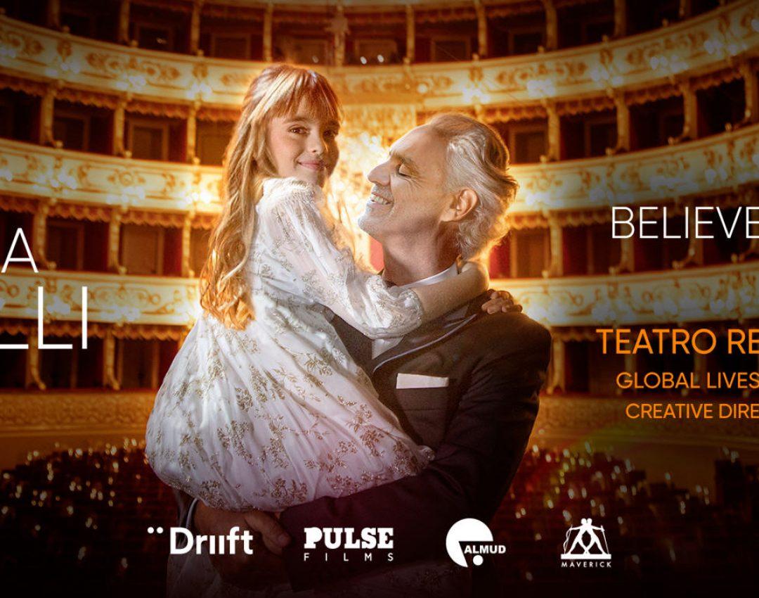 Andrea Bočeli održaće Božićni koncert u praznoj italijanskoj operi