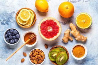 10 namirnica za jačanje imuniteta