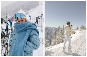 Budite stilizovane i na snegu