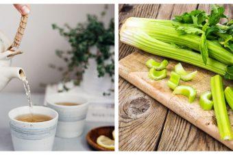 Dobrobiti čaja od celera