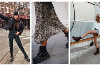 Najlepše kombat čizme poznatih brendova ulične mode