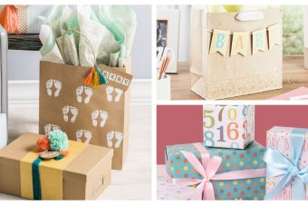 5 kreativnih poklona za novorođenče