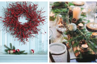 Najlepše božićne ikebane i venčići