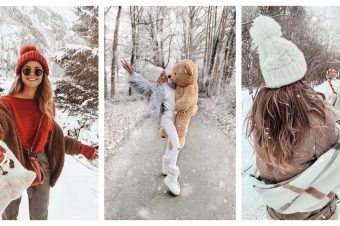 Ideje za najlepše fotografije na snegu