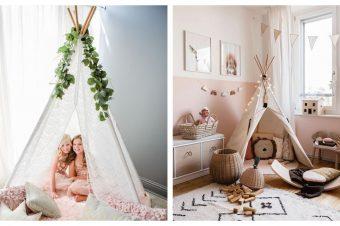 Šatori – neizostavni detalji modernih soba vaših mališana