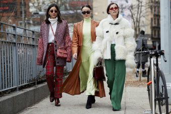 11 modnih kombinacija za poslednje dane januara