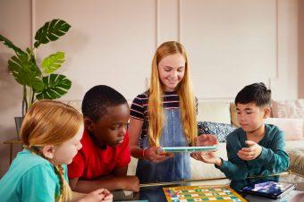 Zašto su društvene igre dobre za decu