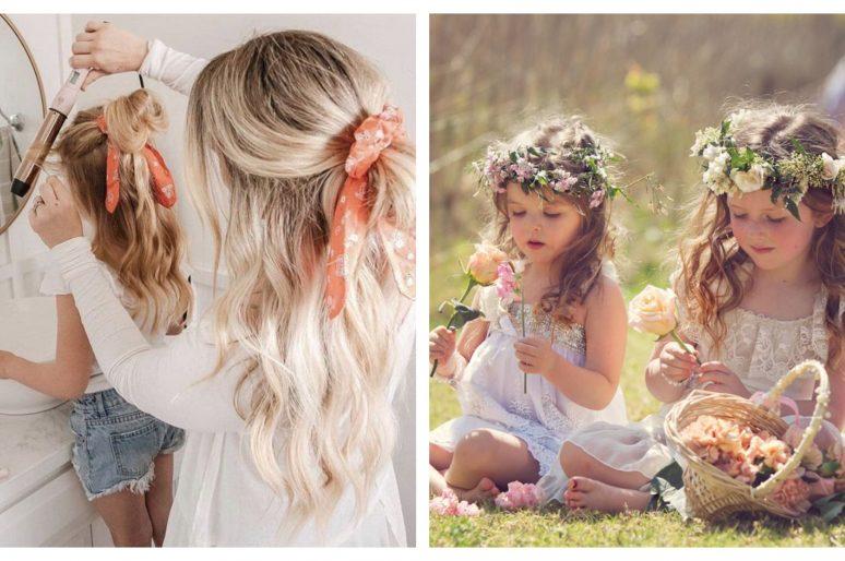 Najslađe frizure za vaše male princeze