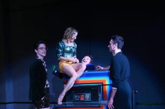 Premijera plesne predstave Grand Hotel
