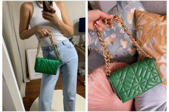 Svi žele Zarinu zelenu torbu