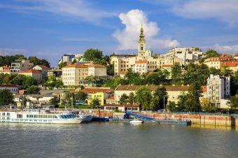 Prolećne turističke šetnje Beogradom