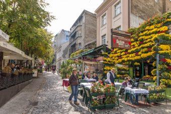 Svečano otvaranje turističke sezone u Skadarliji