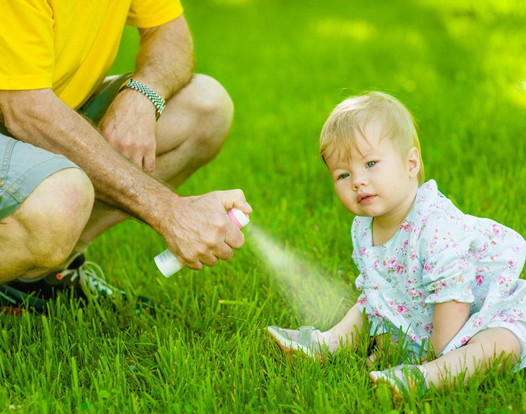 Prirodno sredstvo protiv komaraca koje mogu koristiti i deca